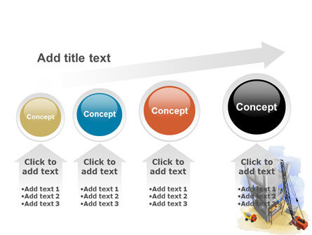 Building Site PowerPoint Template Slide 13