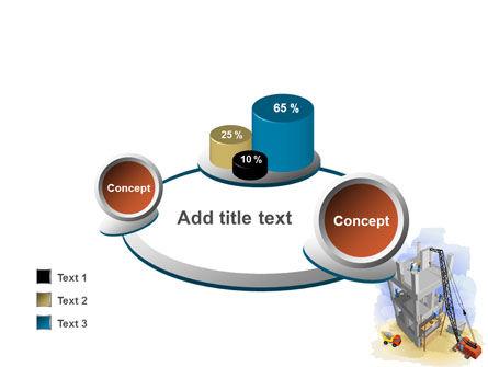 Building Site PowerPoint Template Slide 16