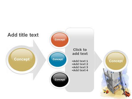 Building Site PowerPoint Template Slide 17
