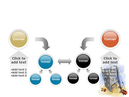 Building Site PowerPoint Template Slide 19