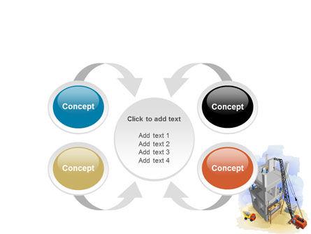 Building Site PowerPoint Template Slide 6