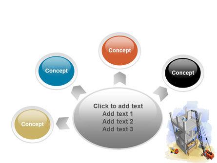 Building Site PowerPoint Template Slide 7
