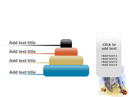 Building Site PowerPoint Template Slide 8
