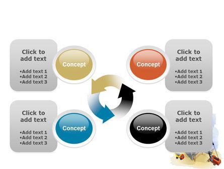 Building Site PowerPoint Template Slide 9