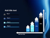 Glowing Threads PowerPoint Template#8