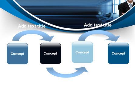 Business Style PowerPoint Template, Slide 4, 07645, Business — PoweredTemplate.com
