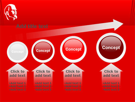Lenin PowerPoint Template Slide 13