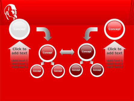 Lenin PowerPoint Template Slide 19