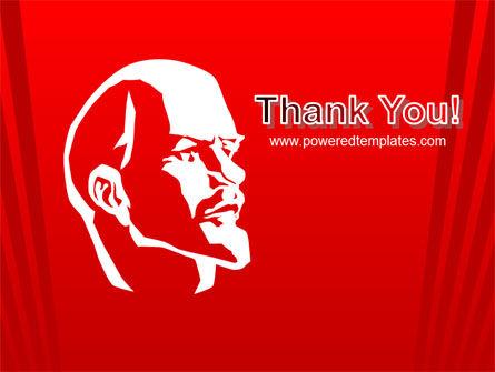 Lenin PowerPoint Template Slide 20