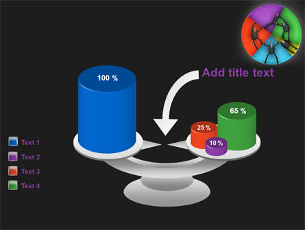 Concept Pie Chart PowerPoint Template Slide 10