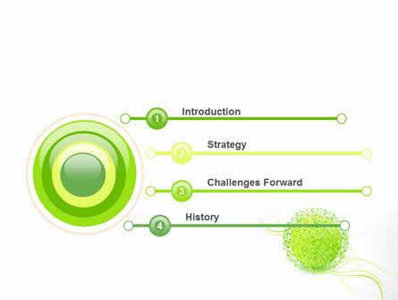 Booming World PowerPoint Template, Slide 3, 07654, Nature & Environment — PoweredTemplate.com