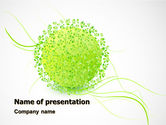Nature & Environment: Booming World PowerPoint Template #07654