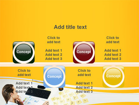 Memo PowerPoint Template Slide 18