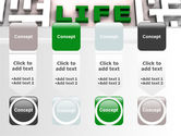 Labyrinth of Life PowerPoint Template#18