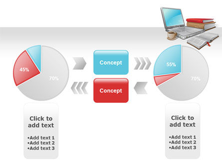E-Learning PowerPoint Template Slide 11