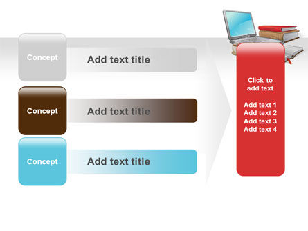 E-Learning PowerPoint Template Slide 12