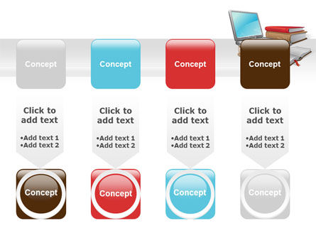 E-Learning PowerPoint Template Slide 18