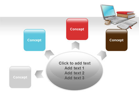 E-Learning PowerPoint Template Slide 7