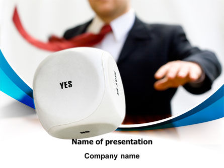 Yes Choice PowerPoint Template
