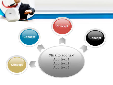 Yes Choice PowerPoint Template Slide 7