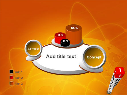 Innovations Tower PowerPoint Template Slide 16
