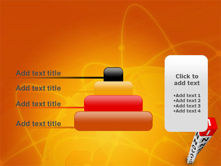 Innovations Tower PowerPoint Template Slide 8
