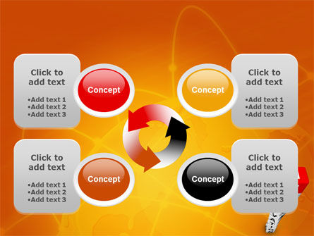 Innovations Tower PowerPoint Template Slide 9