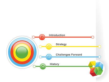 Color Blocks PowerPoint Template, Slide 3, 07673, Education & Training — PoweredTemplate.com