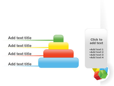 Color Blocks PowerPoint Template Slide 8