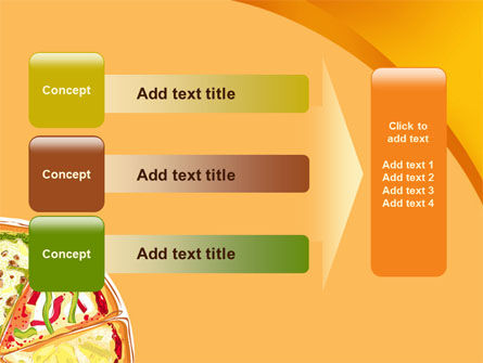 Pizza PowerPoint Template Slide 12