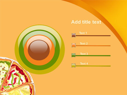 Pizza PowerPoint Template Slide 9