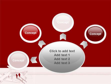 Business Class Air Travel PowerPoint Template Slide 7