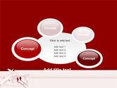 Business Class Air Travel PowerPoint Template#16
