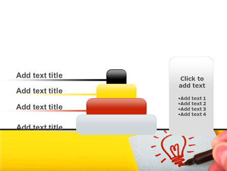 Alternative Illuminator PowerPoint Template Slide 8