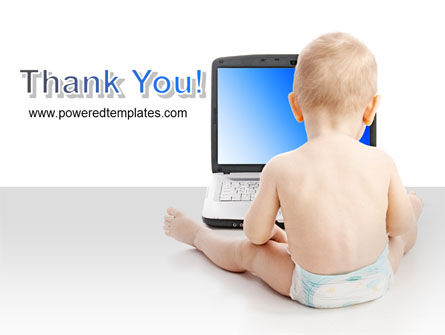 Child Computer Training PowerPoint Template Slide 20