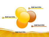 Smeared In Paint PowerPoint Template#10