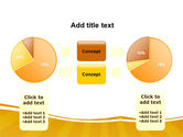 Smeared In Paint PowerPoint Template#11