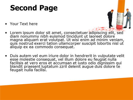 Error Correction Free PowerPoint Template Slide 2