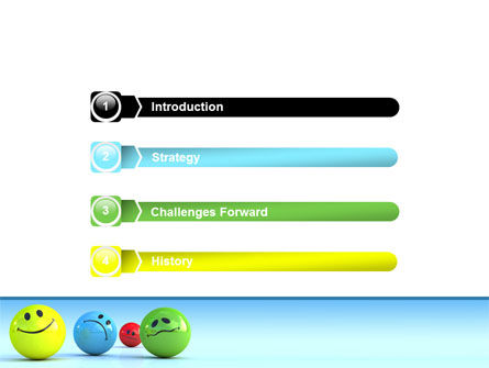 Emotions PowerPoint Template Slide 3