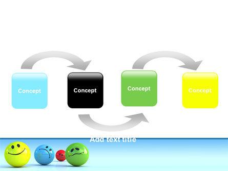 Emotions PowerPoint Template Slide 4
