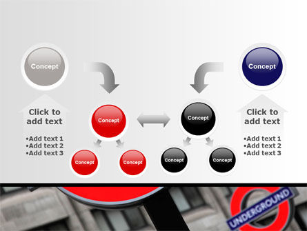 London Subway Free PowerPoint Template Slide 19