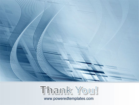 Pale Blue Theme PowerPoint Template Slide 20