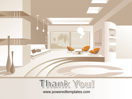 Interior Environment PowerPoint Template Slide 20