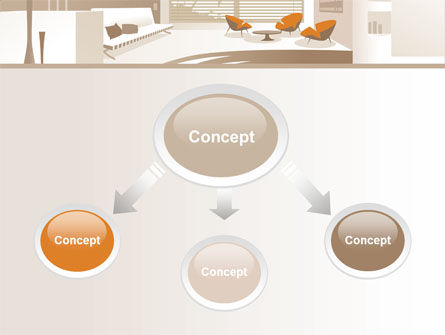 Interior Environment PowerPoint Template, Slide 4, 07699, Careers/Industry — PoweredTemplate.com