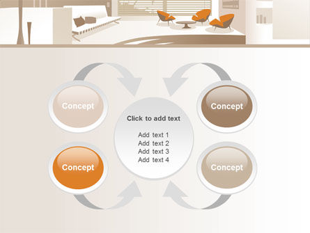 Interior Environment PowerPoint Template Slide 6