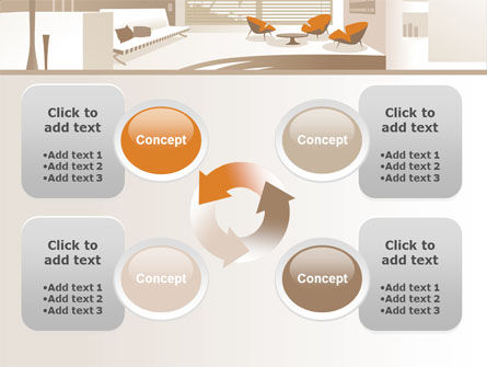 Interior Environment PowerPoint Template Slide 9