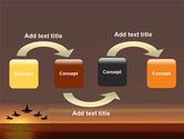 Aircraft Parade PowerPoint Template#4