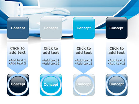 Computer Theme PowerPoint Template Slide 18