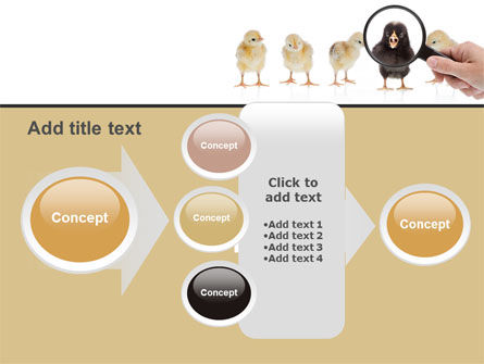 Segregate PowerPoint Template Slide 17