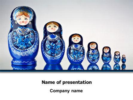 Matryoshka PowerPoint Template
